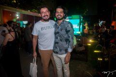 Ney Filho e Alberto Gadanha