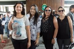 Alexandra Barroso, Geovana Albuquerque, Kelly Leitão E Germana Dias