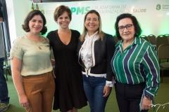 Aline Vieira, Patricia E Mônica Aguiar E Rosalia Ximenes