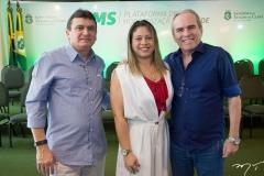Dario Coelho, Roberlândia Ferreira E Assis Arruda