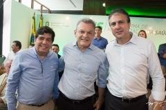 Dr. Cabeto, Dr. Sarto E Camilo Santana