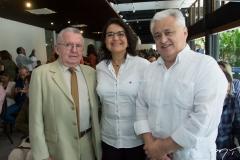 Henry Campos, Ivana Barreto E Odorico Monteiro