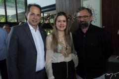 João Milton, Liana Fujita E Jocélio Leal