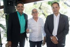 Marcos Maia, Gerson Filho E João Milton