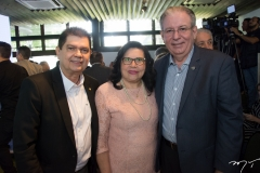 Mauro Filho, Nailde Pinheiro E Ricardo Cavalcante
