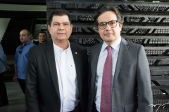 Mauro Filho E Edilberto Pontes