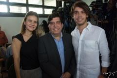 Rita, Dr. Cabeto E Paulo Marcelo Martins