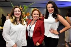 Atena Rabelo, Silvana Maximo e Patricia Minerva