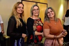 Cecília Bezerra, Verbenia Vasconcelos e Adriana Uchôa