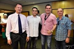 Eduardo Pimentel, Eduardo Fernandes, Marcio Costa e Luiz Montenegro