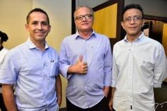 Everaldo Montenegro, Elder Rodrigues e Joildo Aquino