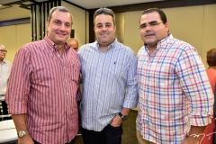 Kaliu Otoch, André Aguiar e Luciano Neto