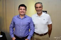 Ladislau Nogueira e Paulo Angelim