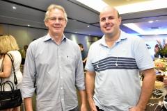 Lino Crisóstomo e Lino Monteiro