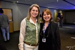 Maria Mapurunga e Sandra Sobral