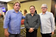 Pedro Henrique, Chiquinho Pinto e Washington Barreto