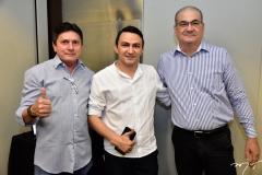 Silveira Neto, Jones Pinheiros e Ivan Carlos