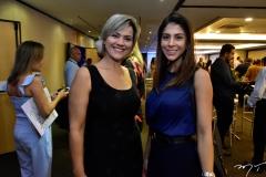 Thammy Teixeira e Luciana Borges