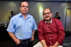 Ulises Bazan e Jhons Viana