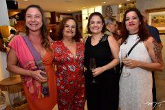 Adriana, Clicia e Fernanda Capibaribe