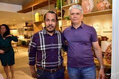 Antonio Almeida e Leonardo Leal