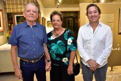 Clidenor Capibaribe Filho, Ana Nery e Rodrigo Parente