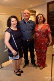 Kadma Marques, Clidenor Capibaribe Filho e Clicia Capibaribe