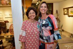 Monica Braga e Silvia Henrique