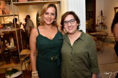 Patricia Teofilo e Hazule