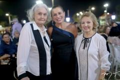 Aida Coelho, Celma Prata e Gizeuda Medeiros