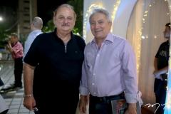 Antonio José Bitar e Euvaldo Bringel