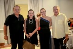 Antonio Jose Bittar, Silvia Campos, Celma Prata e Armando Campos