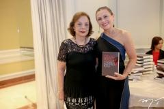 Beatriz Alcantra e Celma Prata
