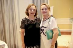 Beatriz Alcantra e Lurdinha Leite Barbosa
