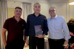 Cindey Rambalas, Najir Asley e Rodrigo Bittar