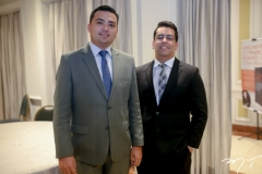 Marcio Lima e Berguison Felipe