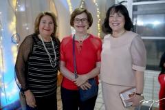 Vera Silveira, Regina Fiuza e Angela Gutiérrez