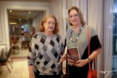 Zeneida Rangel e Lenilza Campos