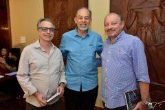 Eduardo Alencar, Inacio Arruda e Napoleao Ferreira