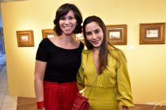 Ercilia Correa e Lara Romcy