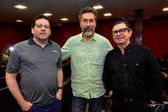 Ferrnando Ferrer, Fernando Franca e Maurio Carls