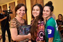 Isabel Conceicao, Lia Costa e Ana Luiza Alencar