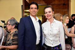 Wilson Loureiro e Glaucia Andrade