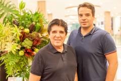 Dito Machado e Thiago Holanda