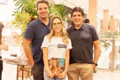 Thiago Holanda, Mirella Freire e Dito Machado