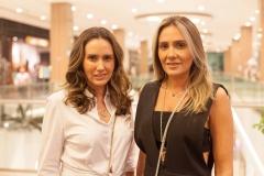Roberta Nogueira e Renata Ciríaco