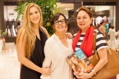 Nina Gruska, Neuma Figueiredo e Paula Frota