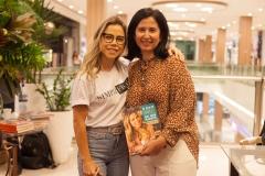Lançamento livro Mirella Freire