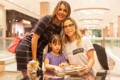 Ana Carolina Fontenele, Elizabeth e Mirella Freire