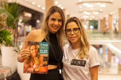 Ingrid Gurgel e Mirella Freire